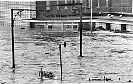 Flood 1985 - Griffin Pipe Office