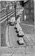 Piedmont Mills Trucks