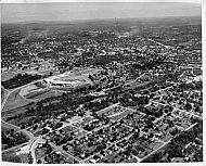 Pittman Plaza - Aerial
