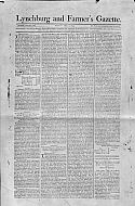 Lynchburg and Farmer's Gazette - 1794