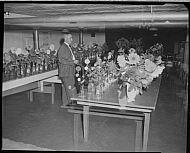: Flower Show, Oct 15, 1951