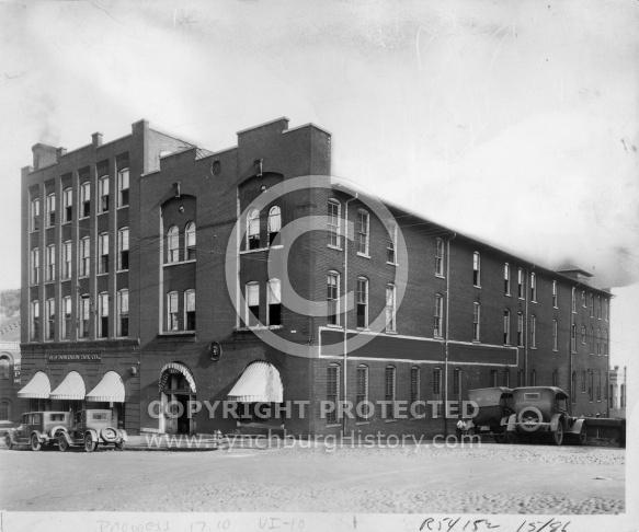 Old Dominion Box Company - Building  1920s