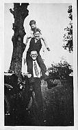 Three Men on Shoulders Pose