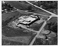 The News Building - Aerial