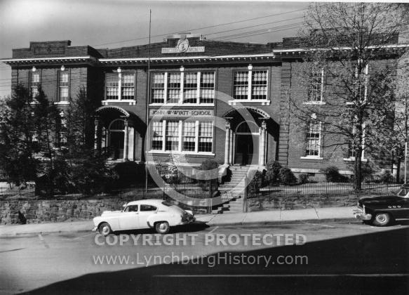 : John wyatt, School Administration bldg