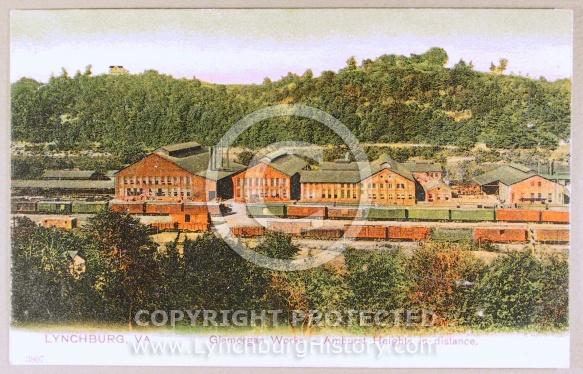 : Factory Glamorgan Amherst jg