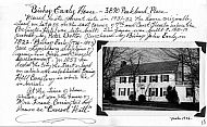 Bishop Early House - 3890 Peakland Place