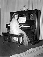: Wilmer Gibbs Musical Group (Girl at Piano)