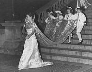 Sesquicentennial Queen - Attendants