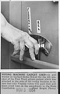 : Poll tax gadget