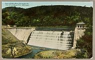 Bridges and Rivers : Water Pedlar dam 4 jg