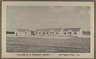 : Appomattox Caldwells tourist jg