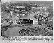 : Smith Mt Leesville Dam 1