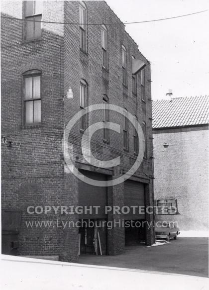 : Trolley Car barns