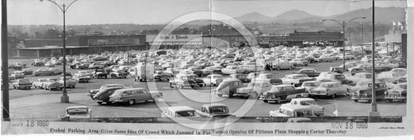 Pittman Plaza - Grand Opening