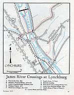 James River Crossings at Lynchburg