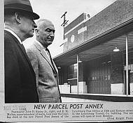 : Parcel post annex Kemper st 62