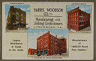 : Factory Harris woodson jg