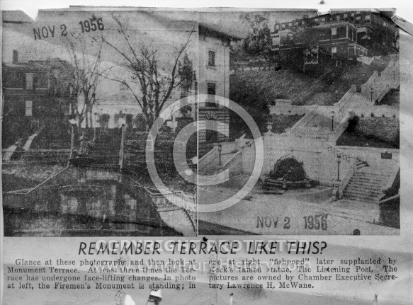 Monument Terrace - Old Pictures