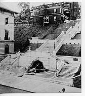 Monument Terrace - November 2, 1956