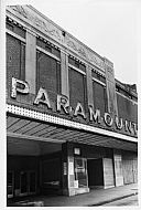 Paramount Theater - Entrance 1980