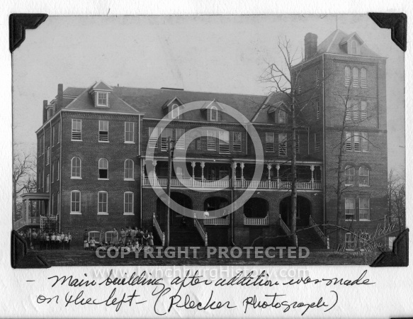 Odd Fellows Orphans Asylum