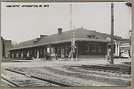 : Appomattox depot jg
