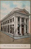 : Bank First National jg