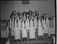 : Christian church Choir