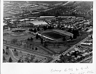 Lynchburg Stadium - Aerial View 1982-83