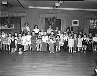 : Mrs. Harvey Cooper, Birthday Party, Marett 10, 1951