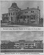 Marshall Lodge Memorial Hospital - Restorationr