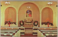 : Church interior jg