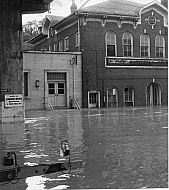Hurricane Camille - Flooding in Lynchburg