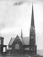 First Bapist Church