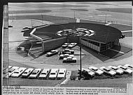 : Airport cars strike 1969