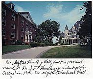 Lynchburg College - Hundley and Westover Hall
