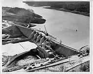 : Smith Mt Leesville Dam 3