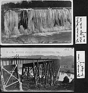 Dam - R.R. Bridge