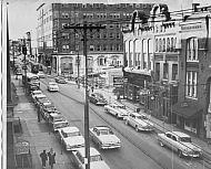 Main Street -  800 Block 1956 3 26 56