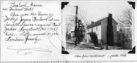 Garland House - Garland Hill