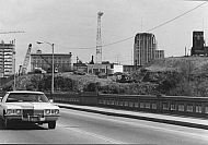 Rivermont Bridge - Construction Work 1972