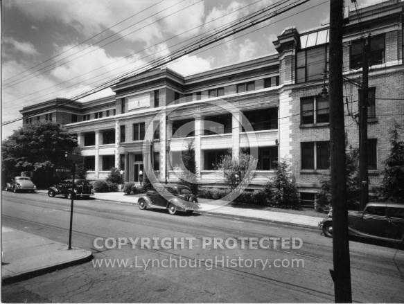 Marshall Lodge Memorial Hospital -1936