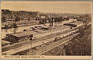 : Factory Healds bark mills jg