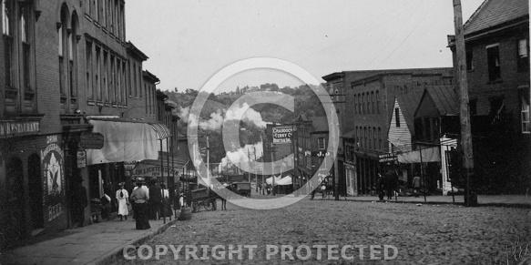 9th Street in 1898