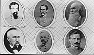 Confederate Officers - Sesquicentennial