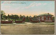 : Cemetery Springhill jg