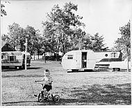Mobile Homes Park - 1950s