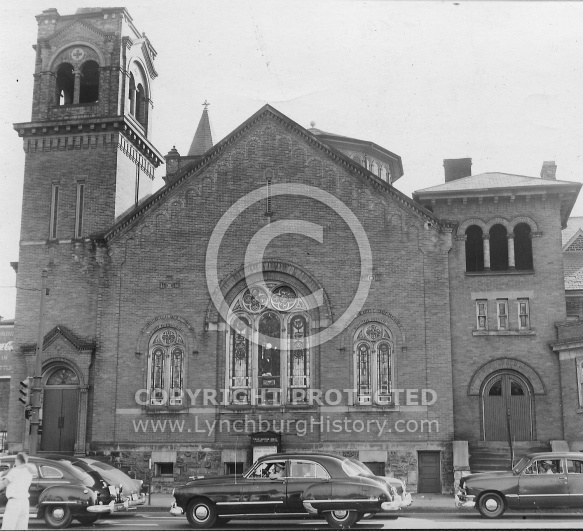 First Christian Church (Disciples of Christ) - 1957