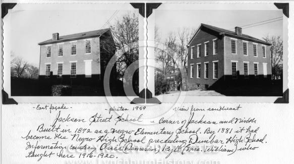 Jackson Street School